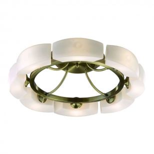 Люстра Odeon Light 1713/8C BARCA